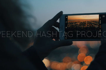 weekend hashtag project